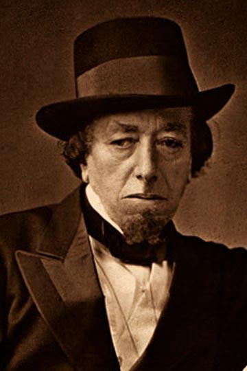Show Me One Jew - Benjamin Disraeli